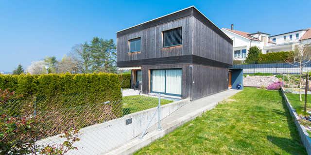 Freistehendes Einfamilienhaus an begehrter Wohnlage