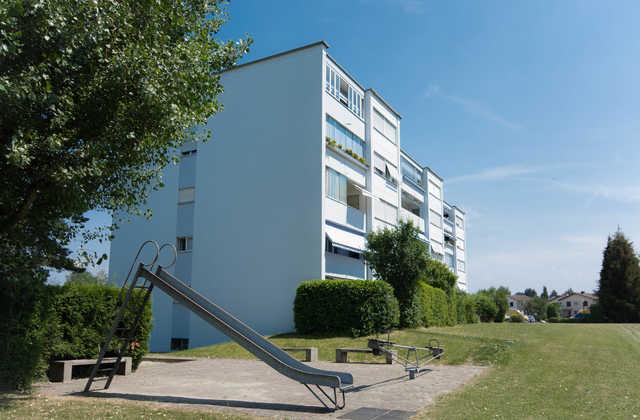 4½ Zimmer-Wohnung im Parterre mit schönem Gartensitzplatz