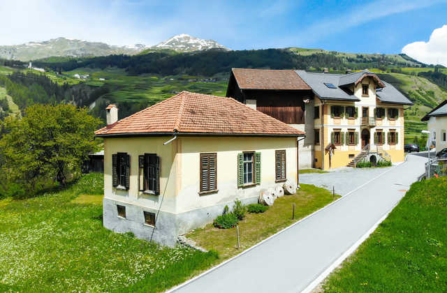 Engadinerhaus Tarasp